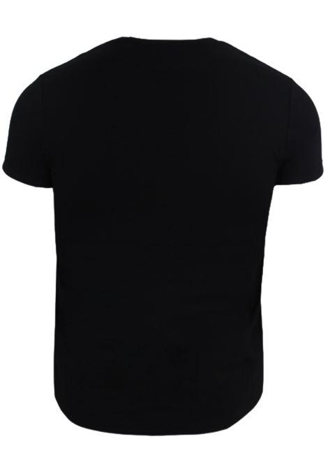 BALMAIN | T-shirt | VH1EF010B030NERO