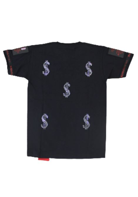 BANDANA | T-shirt | BAN03NERO