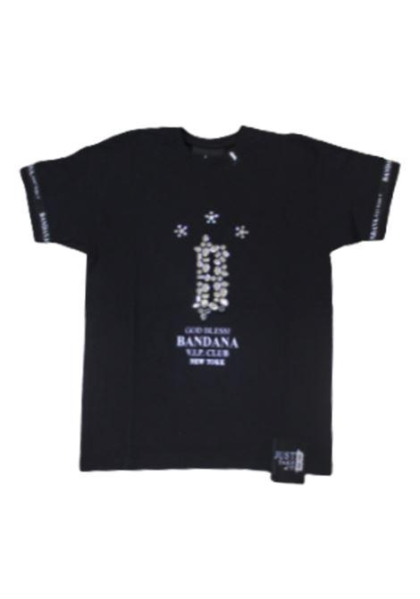 BANDANA | T-shirt | BAN07NERO
