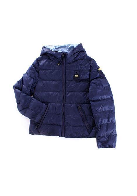 BLAUER | jacket | 21SBLGC02372BLU