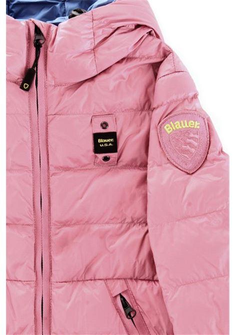 BLAUER | jacket | 21SBLGC02372ROSA ANTICO