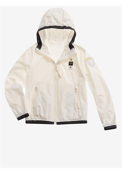 BLAUER | jacket | 21SBLGC04370BIANCO