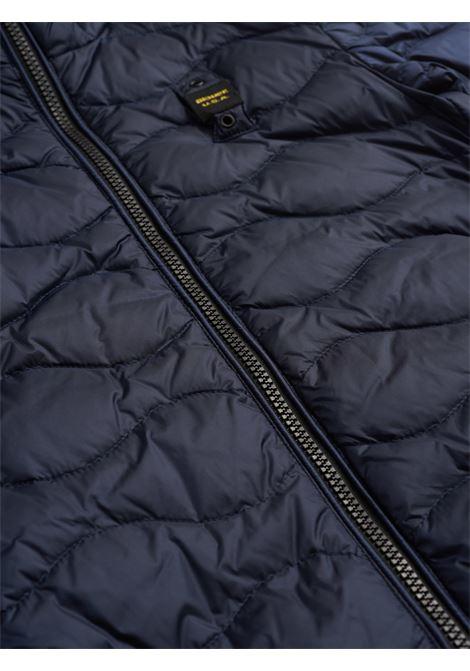 BLAUER | jacket | 21SBLKC03340BLU