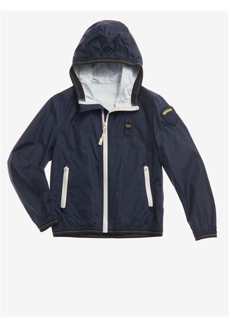 BLAUER | jacket | 21SBLKC04368BLU