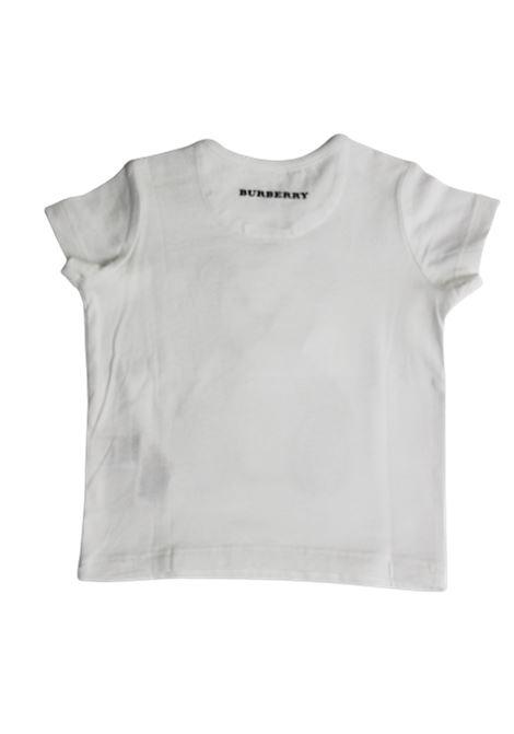 BURBERRY | T-shirt | 402913BIANCO