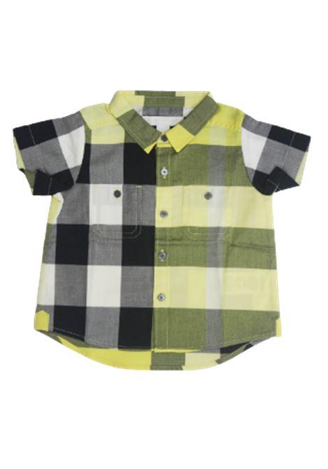 BURBERRY | shirt | 4037250GIALLO