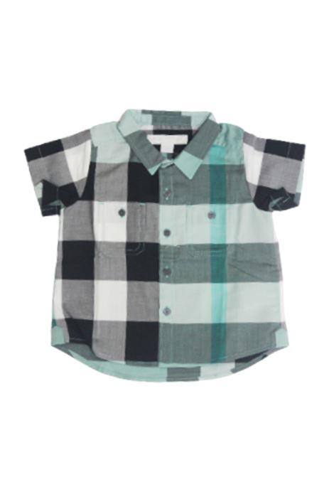 BURBERRY | shirt | 4037250VERDE