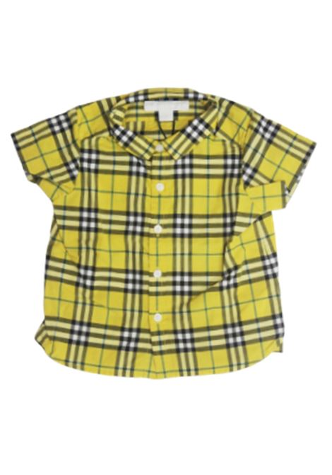 BURBERRY | shirt | 4072175GIALLO