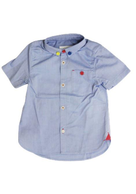 BURBERRY | shirt | 8004927AZZURRO