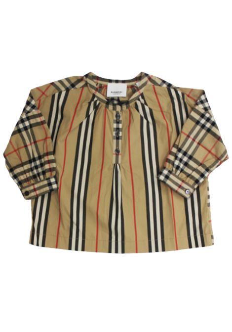 Camicia Burberry BURBERRY | Camicia | 8013562CHECK BEIGE