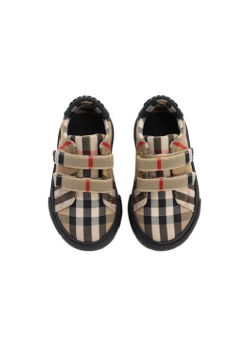 BURBERRY | Sneakers | 8018821NERA-CHECK CLASSICO