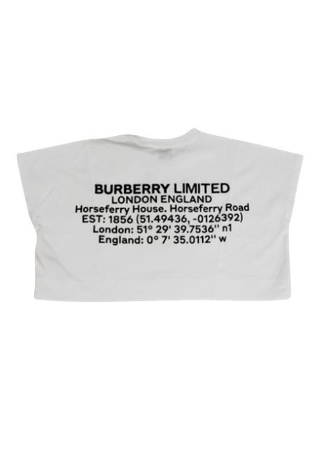 T-shirt Burberry BURBERRY | T-shirt | 8023458BIANCO