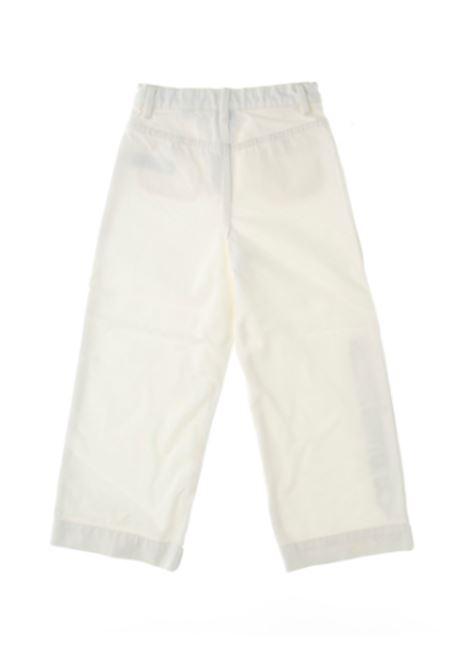 BURBERRY | jeans  | 8026687BIANCO