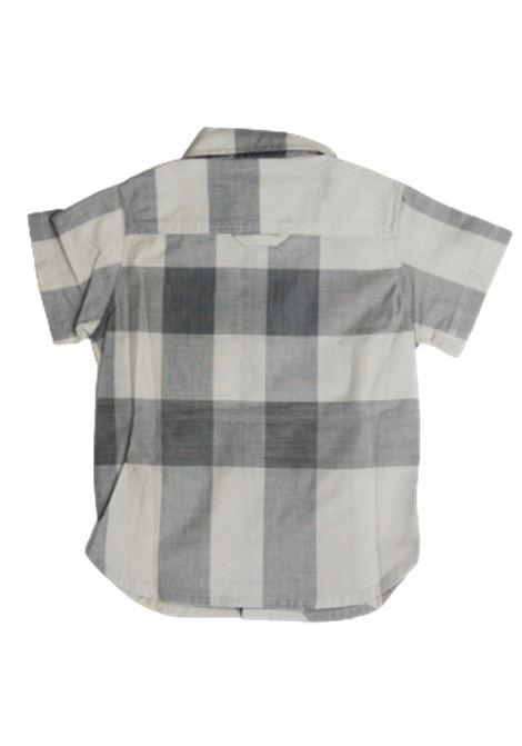 BURBERRY | shirt | B05L55/24BCHECK BEIGE