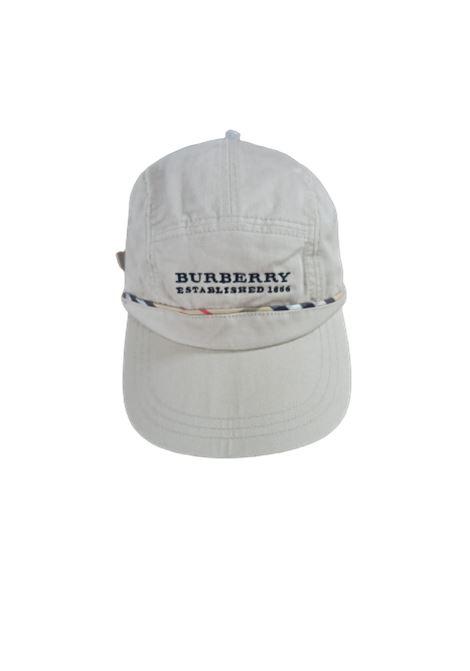 CAPPELLO BURBERRY BURBERRY | Cappello | B21095BEIGE