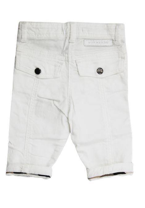 Pantalone Burberry BURBERRY | Pantalone | BUR159BIANCO