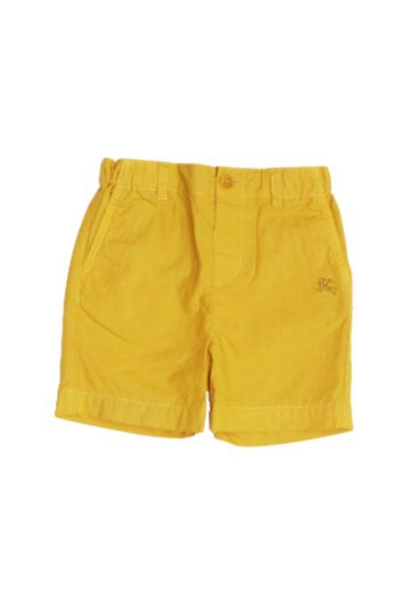 BURBERRY | Bermuda pants  | BUR177GIALLO OCRA
