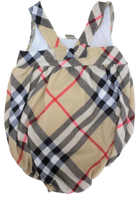 Costume Burberry BURBERRY | Costume | BUR332CHECK BEIGE