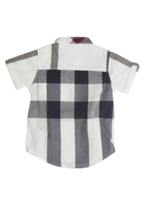 BURBERRY | shirt | BUR545B.CO GRIGIO