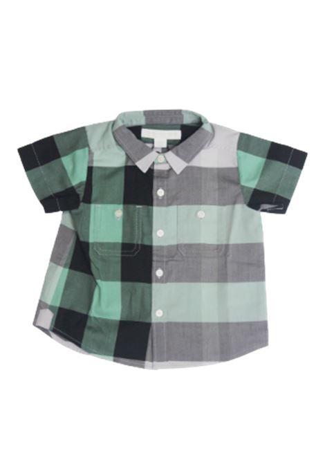 BURBERRY | shirt | BUR547VERDE