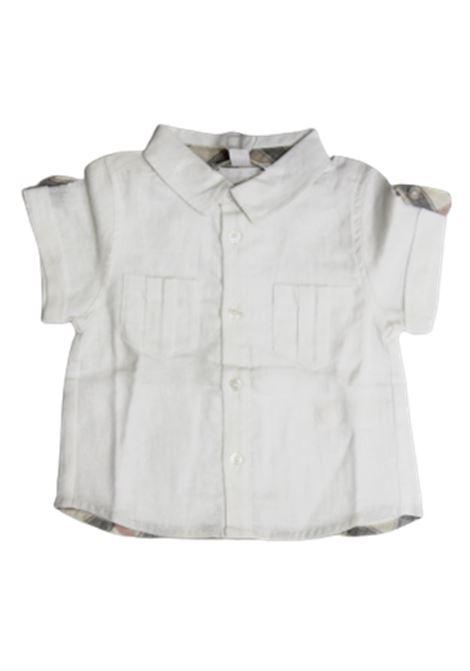 BURBERRY | shirt | BUR549BIANCO
