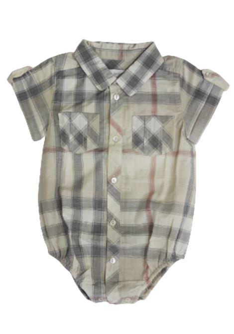 BURBERRY | shirt | BUR552CHECK BEIGE