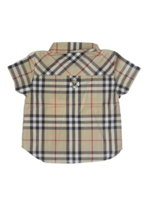BURBERRY | shirt | BUR553CHECK BEIGE
