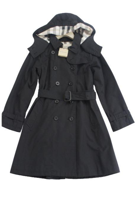 BURBERRY | jacket | BUR556NERO