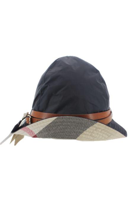 BURBERRY | hat | BUR560BLU