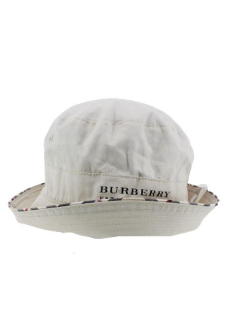 BURBERRY | hat | BUR561BIANCO