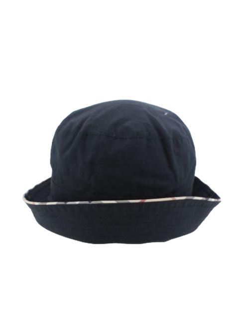 BURBERRY | hat | BUR561BLU