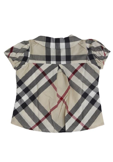 BURBERRY | shirt | BUR568CHECK BEIGE