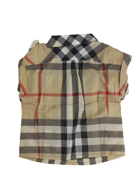 Camicia Burberry BURBERRY | Camicia | BUR571CHECK BEIGE
