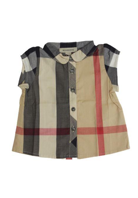 Camicia Burberry BURBERRY | Camicia | BUR573CHECK BEIGE