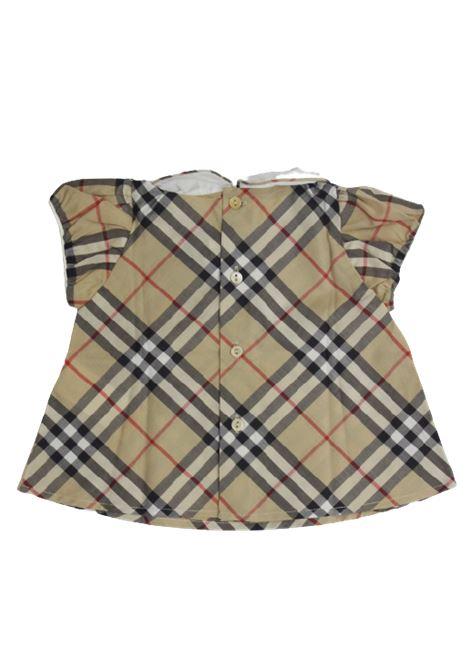 Camicia Burberry BURBERRY | Camicia | BUR575CHECK BEIGE