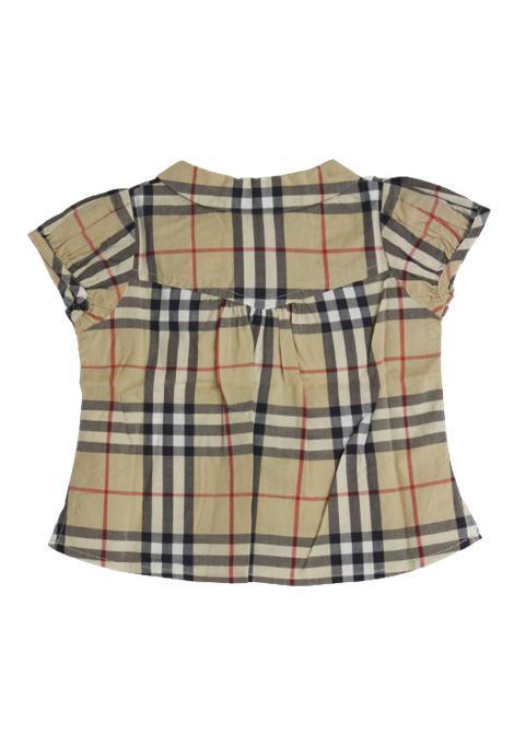Camicia Burberry BURBERRY | Camicia | BUR576CHECK BEIGE