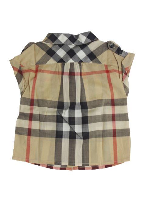 Camicia Burberry BURBERRY | Camicia | BUR577CHECK BEIGE