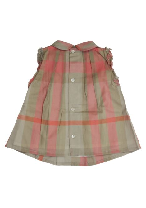 Camicia Burberry BURBERRY | Camicia | BUR578CHECK ROSA