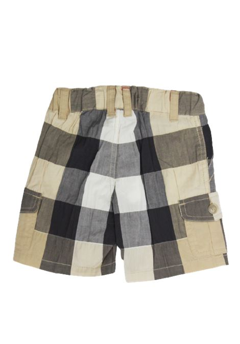 BURBERRY | Bermuda pants  | D04788/21ACHECK BEIGE