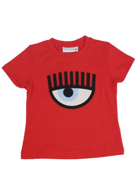 CHIARA FERRAGNI | T-shirt | CFKT0085ROSSO