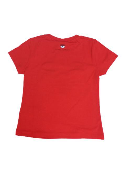 CHIARA FERRAGNI | T-shirt | CFKT0096ROSSO