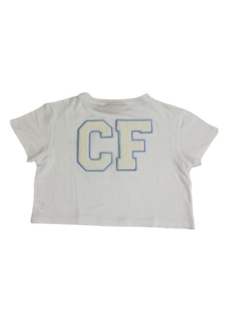 CHIARA FERRAGNI | T-shirt | CFKT013Bianco