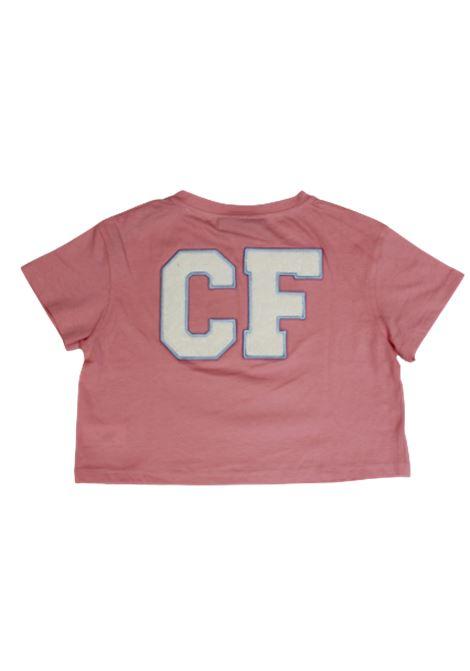 CHIARA FERRAGNI | T-shirt | CFKT013ROSA