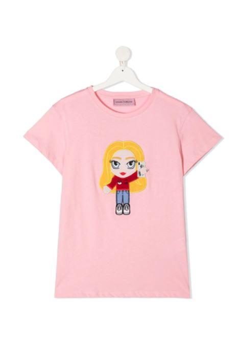 CHIARA FERRAGNI | T-shirt | FER38ROSA