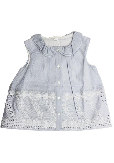CHLOE' | shirt | C05331CELESTE