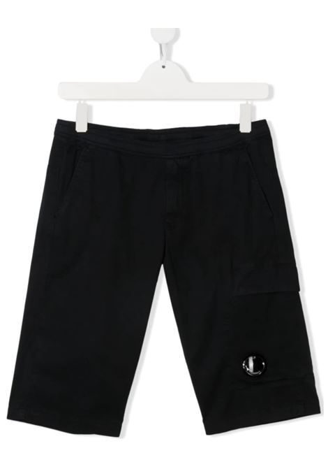 CP COMPANY | Bermuda pants  | 10CKBE079CNERO