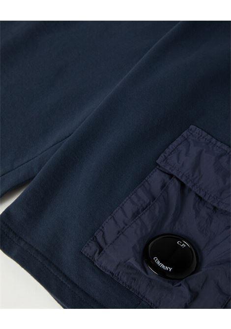 CP COMPANY | Bermuda pants  | 10CKSB029BBLU
