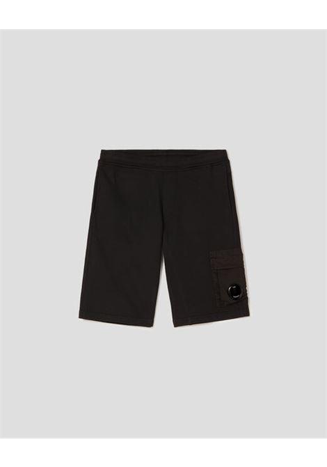 CP COMPANY | Bermuda pants  | 10CKSB029BNERO