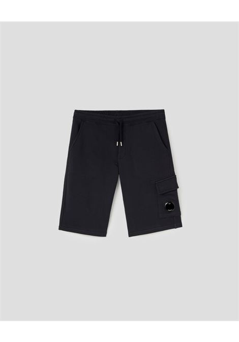 CP COMPANY | Bermuda pants  | 10CKSB064CBLU