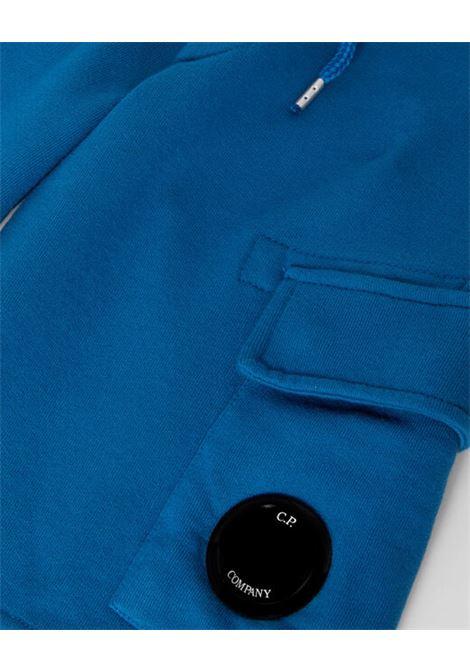 CP COMPANY | Bermuda pants  | 10CKSB064CBLUETTE